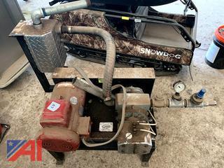Conde Standard Vacuum Pump