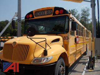 2009 International CE3000 School Bus