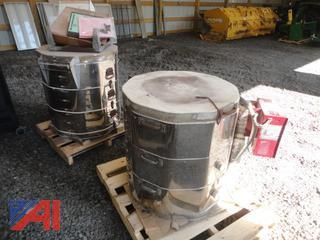 L&L Kiln & Amaco Select Fire Kiln