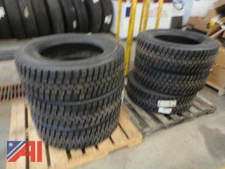 Michelin Recap Truck Tires
