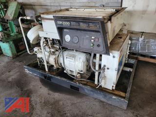 Ingersol Rand Compressor SSR200L AAA1