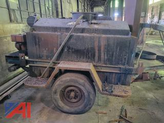 Roofing Tar Machine and Tar