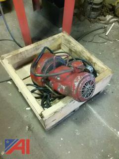 General Elecltic Hydraulic Power Unit