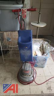 Clarke Floor Buffer & Rug Doctor Carpet Extractor Cleaner