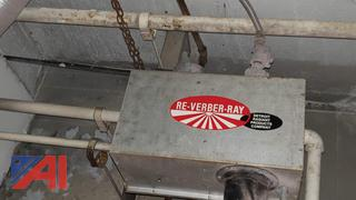 Infrared Heater made by RE-VERBER-RAY