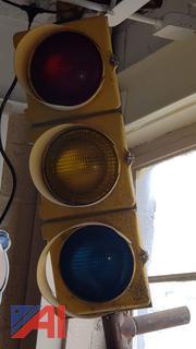 Antique Traffic Lights
