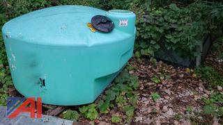 Plastic Water/Chemical Tank