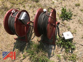 Extension Electric Cord Reels