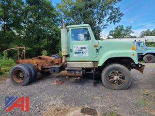 (91-56) 1991 International 2554 Cab and Chassis