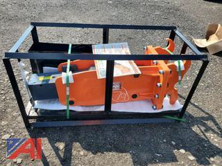 4-7 Ton Q/C Hydraulic Breaker