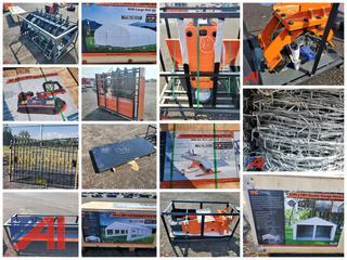 New Import Tools and Equipment-NY #26198