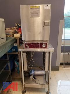 Southbend SEZ/5 Electric Counter Top Steamer