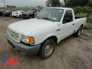 2001 Ford Ranger XL Pickup Truck