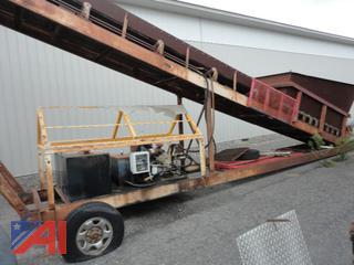 40' Elevated Conveyor
