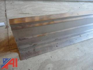 Stainless Steel 15' Long Serving Line