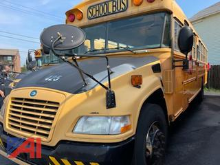 2009 Blue Bird Vision School Bus