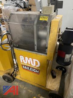 RMD Baileigh Pipe Notcher