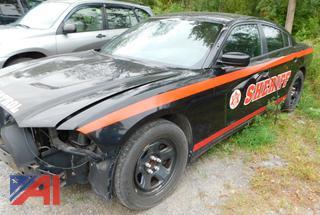 2012 Dodge Charger 4 Door/Police Vehicle