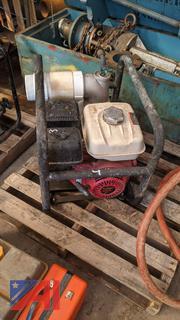 Honda GX270 Semi-Trash Water Pump