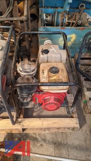 Honda WT30X Trash Pump