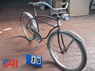 Schwinn Hevi-Duty Bike