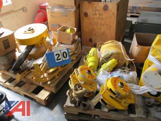 Overhead Kranco Crane Surplus Parts