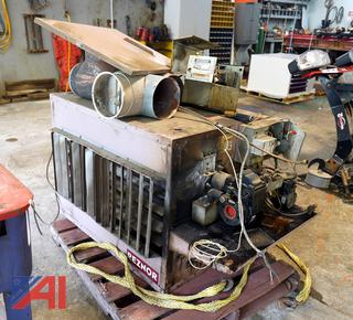 Reznor Waste Oil Heater