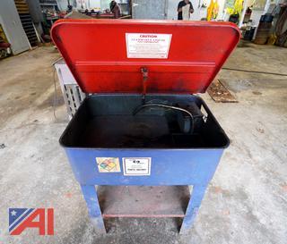 Astro #APW-1 Recirculating Parts Washer