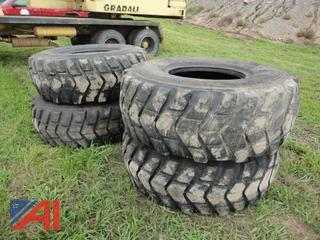 Bridgestone Wheel Loader Radial Tires