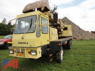 1987 Gradall G660C Ditching Machine