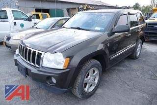 (#S114) 2006 Jeep Grand Cherokee Limited SUV