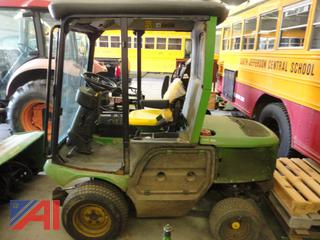 2008 John Deere 1435 Commercial Mower with Attachments