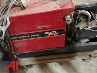 Gas Powered Welder/Generator