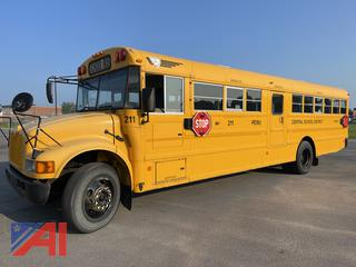 (#211) 2004 International 3000 School Bus