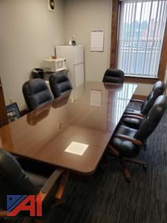 12' Hon Conference Board Table