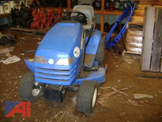 """New Holland MY16 Lawn Tractor with 42"""" Mower Deck"""