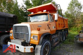 1994 Ford LT9000 Dump Truck