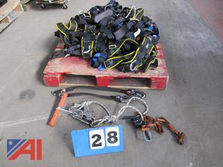 Zipline Harnesses