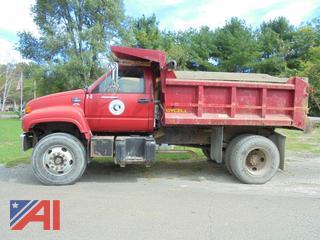 1998 Chevy 7H4 Dump Truck