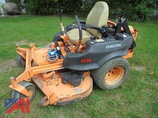 """SCAG Cheetah 61""""  Lawn Mower"""