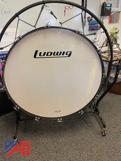 "Ludwig 36"" Bass Drum"