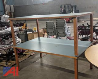 6' x 3' Tables