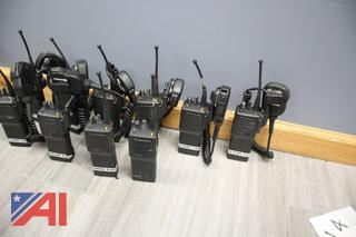 Motorola HT 1000 Portable Radios