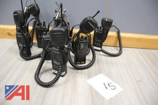 Motorola HT 1250 Portable Radios