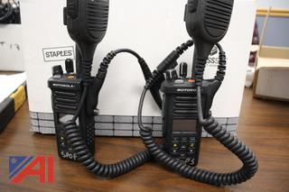 Motorola APX 4000 Radios