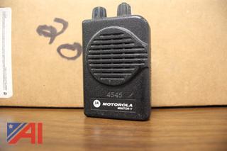 Motorola Minitor 5 Pagers