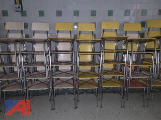 "(#2101) Elementary 23"" School Chairs"