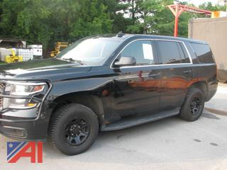 REDUCED BP 2018 Chevy Tahoe Suburban/Police Vehicle
