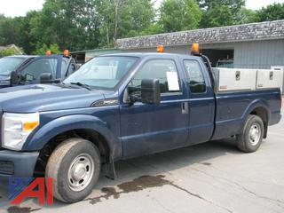 2015 Ford F250 Super Duty Extended Cab Pickup Truck