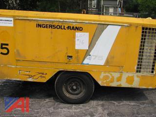1986 Ingersoll-Rand P373WD Trailer Mount
